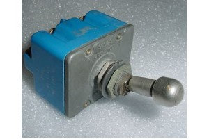 4TL11-1A, 5930-00-801-8202, Guarded Aircraft Toggle Micro Switch