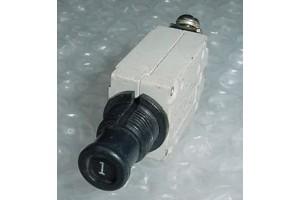 7277-5-1, S2899L1.0, 1A Slim Klixon Aircraft Circuit Breaker