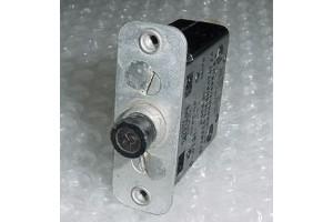 AN3161-P-5, D6751-2-5,Vintage 5A Klixon Aircraft Circuit Breaker