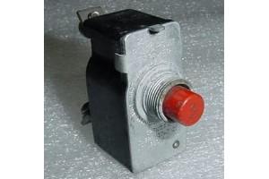 PSM-3A, PSM-3, 3A Klixon PSM Series Aircraft Circuit Breaker