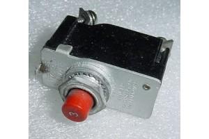 PSM-3, 43A8304-3, Klixon 3A PSM series Aircraft Circuit Breaker