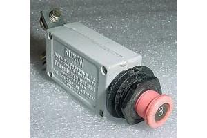 7274-36-3, 727436-3, 3A Slim Klixon Aircraft Circuit Breaker