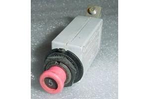 7274-36-5, 5925-01-125-5727, 5A Klixon Aircraft Circuit Breaker