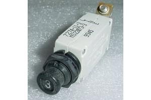 7274-11-3, MS22073-3, 3A Slim Klixon Aircraft Circuit Breaker