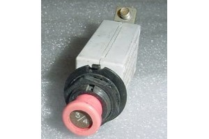 7274-36-3/4, 7274-36-0.75, 3/4A Klixon Aircraft Circuit Breaker