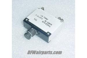 7MC3-4-15, Q531486016, Klixon 15A Aircraft Circuit Breaker