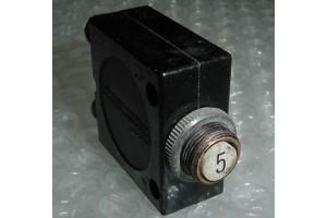 454668, 435-205-103, 5A Piper Aircraft Circuit Breaker
