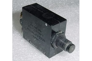 S1232-5, S1232-205, 5A Cessna / Wood Electric Circuit Breaker