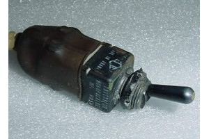 6105A, 6105-A, Aircraft Toggle Micro Switch