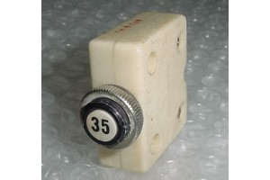 S-1360-35, MP-1600T-35, 35A Cessna Aircraft Circuit Breaker
