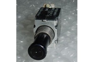 MS3320-3, 4310-005-3, 3A Slim Aircraft Circuit Breaker