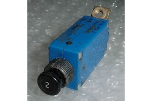 4001-001-2, MS22073-2, Slim 2A Aircraft Circuit Breaker