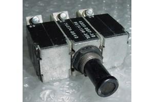 MS14154-10L, 4330-007-10, 10A Aircraft Circuit Breaker