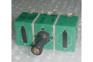 9TC37-35, HS4816-35, Klixon 3 Phase 35A Aircraft Circuit Breaker