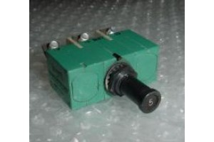 MS14154-5L, 6TC37-5, 3 Phase Klixon 5A Aircraft Circuit Breaker
