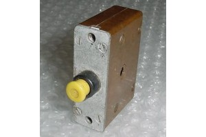 5925-00-399-5978, 49B6768-5, Vintage 5A Aircraft Circuit Breaker