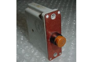 MS25005-15, D6752-1-15, Wood Electric Aircraft Circuit Breaker