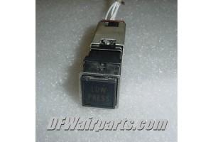10648LD-1-105, LS741172-105, Aircraft Annunciator Light Switch