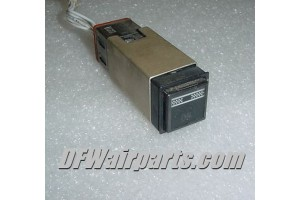 10648LD3-101, 741174-101, Aircraft Annunciator Light Switch