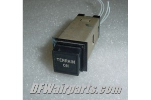 22533-201, 22533-301, Boeing 727 Annunciator Light Switch