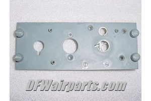 69-33511-4, 6933511-4, Boeing 727 Vertical Gyro Panel Face