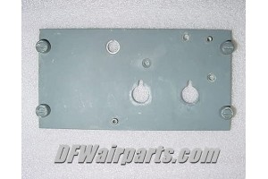 69-30655-1, 6930655-1, Boeing 727 Yaw Damper Panel Face