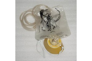 289-701-9,, Boeing 747 Airline Passenger Emergency Oxygen Mask
