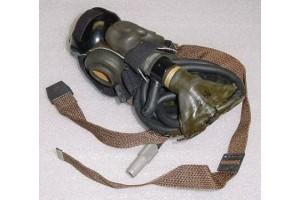 WWII B-17 Bomber Pilot / Copilot / Bombardier Oxygen Mask