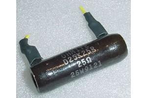 D25K25R, Aircraft Avionics Adjustable Resistor