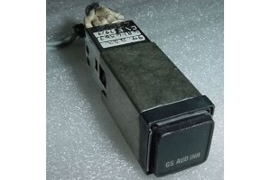 99-223-6B1-6563, Aircraft Annunciator Light Switch Assembly
