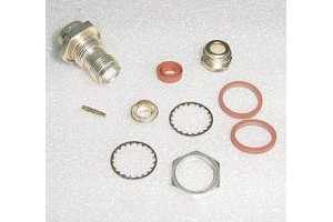 95712 8009-1, Aircraft Antenna Connector, Adapter