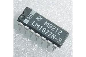 120-03190-0000, Aircraft Avionics Microchip, IC Chip