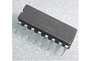 F5442ADM, 120-00032-0001, Aircraft Avionics Microchip, IC Chip