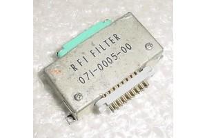 071-0005-00, 0710005-00, Aircraft Avionics RFI Filter