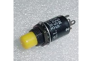 266-6845-040, New Aircraft Avionics Push Switch