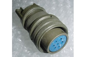 MS3106A18-9S, New Aircraft Amphenol Cannon Plug Connector