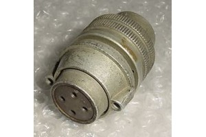 69-6R18-4P(100), Aircraft Avionics Amphenol Plug Connector