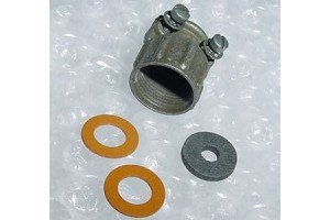 AN3057-4, New Aircraft Amphenol Cannon Plug Connector Clamp