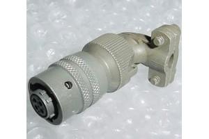 PT08CE-8-4S, New Bendix Aircraft Cannon Plug Connector