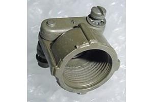MS3057-12A, NEW Amphenol Avionics Plug Connector Clamp Shell