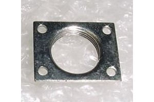 1733-9-4, New Kings Avionics Connector Receptacle Plate