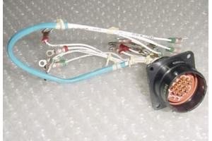 61-20392-026, Aircraft Avionics Wire Harness Bundle