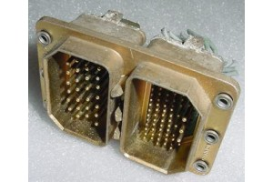 DPX2MB-26P67P-34A-0003, DPX2MB-26P67P, Cannon Connector Plug
