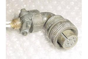 MS3108E-14S-5S, Aircraft Avionics Cannon Plug Connector