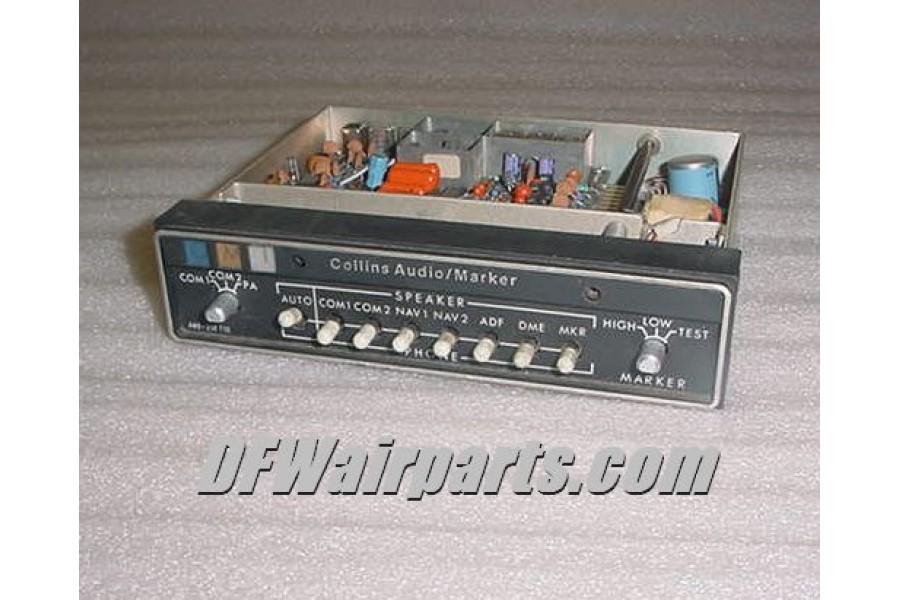 P N 622 2087 016 Model AMR 350