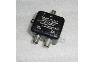 AV-547,  AV547, Diplexer Dual NAV Aircraft Antenna Coupler