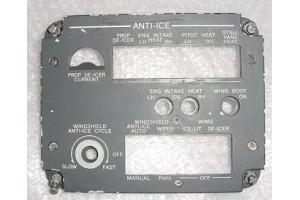 037A-88232-701, 037A-88234, Mitsubishi MU-2 EL Lightplate Panel