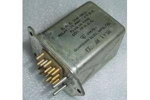 59673-1, 10-60450--1, Avionics 10A Electromagnetic Relay