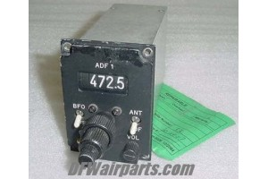 45AS80002-1, G-5662, Gables Aircraft ADF Control Panel
