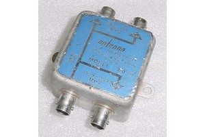 AD-9, AD9, Aircraft Navigation and Glideslope Antenna Splitter